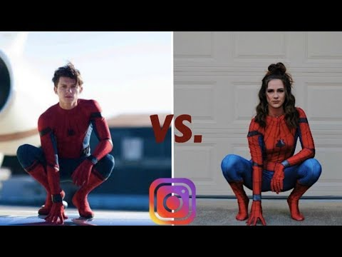 I COPIED TOM HOLLAND'S INSTAGRAM FOR A WEEK