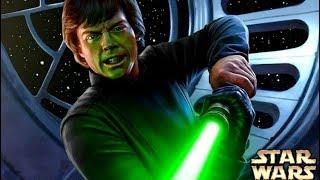 The Force Ability That TERRIFIED Luke Skywalker – Star Wars Explained