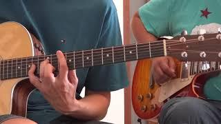 Taylor 214ce - Gibson R9 - Fender Tweed Deluxe 57 Reissue / Clarity (John Mayer)
