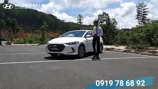 Hyundai Elantra - Đánh thức mọi giác quan - Hyundai Đà Lạt