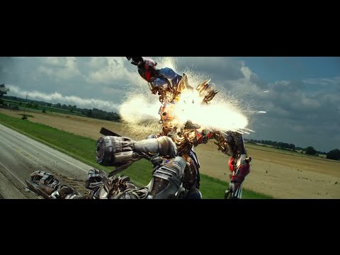 Transformers: Age of Extinction'