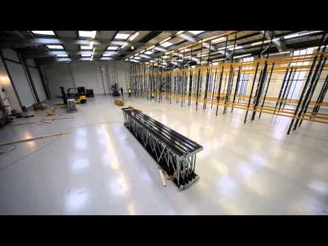 Avanta UK Pallet Racking Leeds Installation