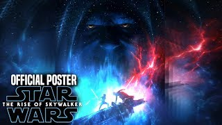 The Rise Of Skywalker Official Poster Revealed! Palpatine, Rey & Kylo! (Star Wars Episode 9)