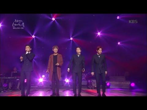 유희열의 스케치북 - 으르렁 - 강타&EXO-CBX.20161105