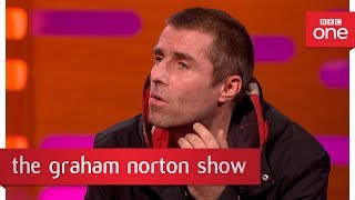 Liam and Noel really don't like each other - The Graham Norton Show: 2017 - BBC One