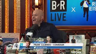 Frank Caliendo on Impersonating Jon Gruden on Hard Knocks   Full Interview   The Rich Eisen Show