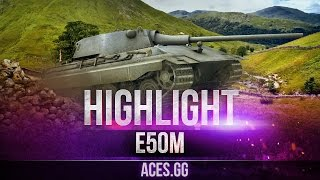 В моде при любой погоде! E 50 Ausf. M