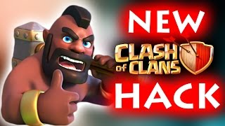Clash Of Clans HACK IOS and Android 2017 (No Root/Jailbreak)using Private server