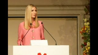 'Redefine what it means for a woman to thrive' - Ivanka Trump