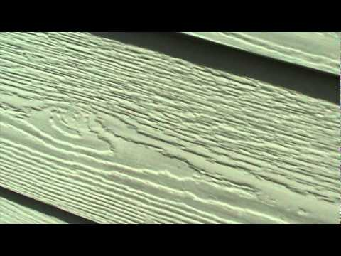 Hardi Plank Siding >> How to repair & save your masonite siding - YouTube