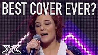 """Bella Ferraro's INCREDIBLE """"Skinny Love"""" Cover Has Judges Standing On Tables! 