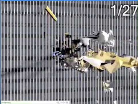 9 11 Twin Towers Attack 3d Simulation Youtube
