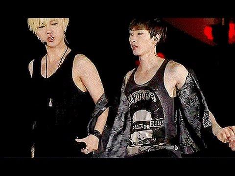 [Super Junior Battle] YeSung vs EunHyuk