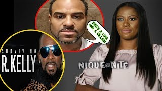 *Exclusive* R KELLY Victim Asante McGee Ex Husband tells shocking details