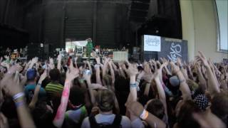 Never Shout Never - LIVE AT ATLANTA WARPED TOUR 2017(Full Set)