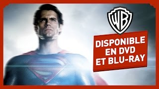 Man of steel :  bande-annonce VO