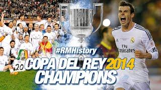 FULL MATCH | Barcelona 1-2 Real Madrid (Copa del Rey final, 2013/14)