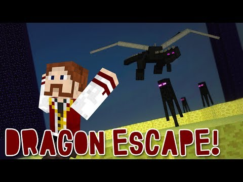 Baixar NOVO MINIGAME NO CANAL! - Dragon Escape! Minecraft - MÚSICA!