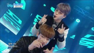 【TVPP】BTS - 21st Century Girls, 방탄소년단 – 21세기 소녀@Show Music Core
