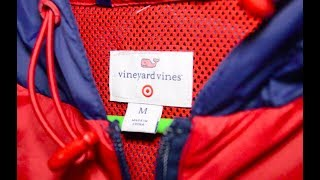 Vineyard Vines at Target? An Overview of the Men's Clothing!