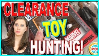 Clearance Toy HUNTING   Spider-Man, Walking Dead, & MORE   What did we find at ROSS!?