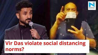 OMG: Actor Vir Das's neighbour threatens and abuses him in..