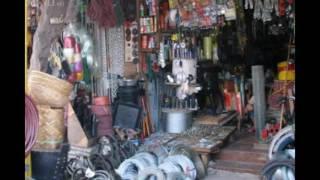 [Học kinh doanh]Hình ảnh về những cửa hàng kim khí -điện máy