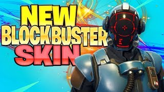 "Blockbuster Skin Thoughts And Review  - ""The Visitor' Blockbuster Skin And New Cape Back Bling!"
