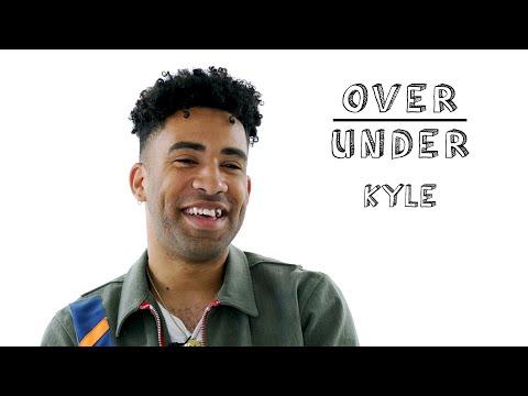 "KYLE Rates ""Rugrats"", Forest Bathing, and ""Elder Scrolls"" | Over/Under"