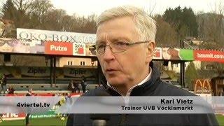 SV Bad Ischl - UVB Vöcklamarkt