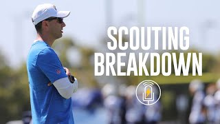 "Tom Telesco on the Senior Bowl and Scouting Process, ""You have to love to play"" 