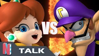 Daisy vs Waluigi | Who Belongs in Smash? — NintenCity Talk