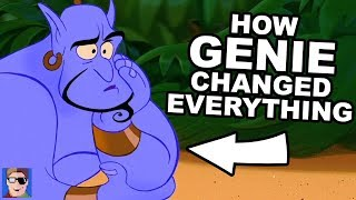Robin Williams Was Almost Not Genie?!