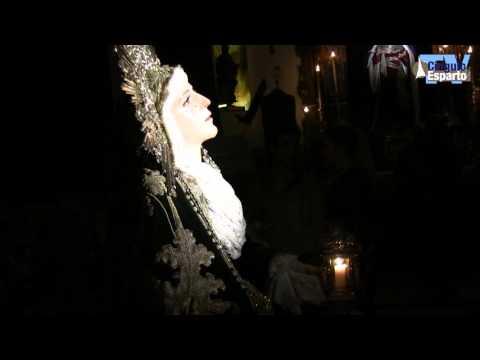 Besapiés del Cristo de la Salud y Besamanos a la Virgen de la Luz de la Carreteria