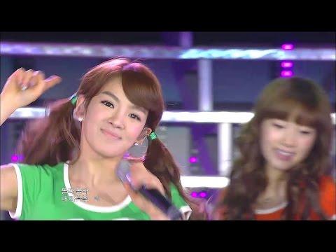 【TVPP】SNSD - Oh!, 소녀시대 - 오! @ Show Music Core Live