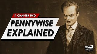 It Chapter 2: Pennywise Explained | Breakdown Of The Creatures Origins, History, Inspiration + More