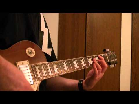KISS-STAND-SONIC BOOM-RHYTHM GUITAR