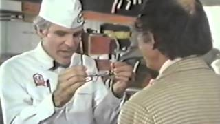 "The Jerk - Steve Martin - ""He hates these cans!"""