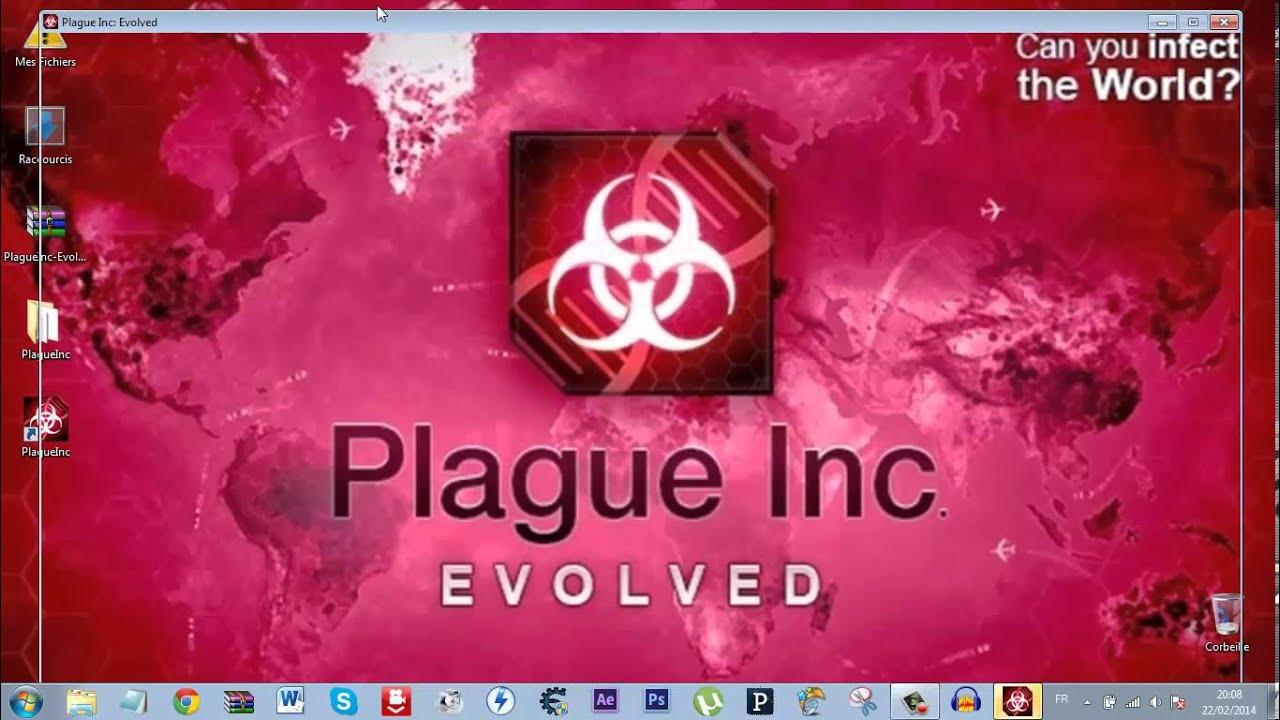 Plague Inc: Evolved est un jeu de stratégie original pour PC et Mac qui vous propose de créer des maladies et détruire le monde. Dans Plague Inc: Evolved, vous jouez avec le destin du monde en créant des maladies et en choisissant le pays à contaminer.