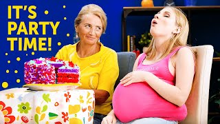 FUNNY THINGS YOUR GRANDMA DOES    Family matters and relatable facts by 5-Minute FUN