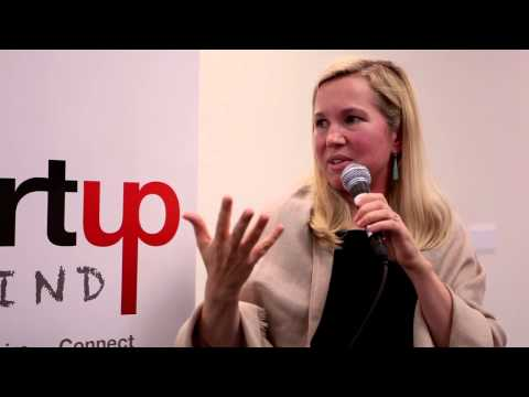 Jessica Livingston (Y Combinator) at Startup Grind Silicon Valley ...