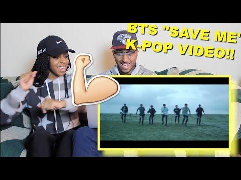 Couple Reacts : BTS 'Save ME' MV Reaction!!!