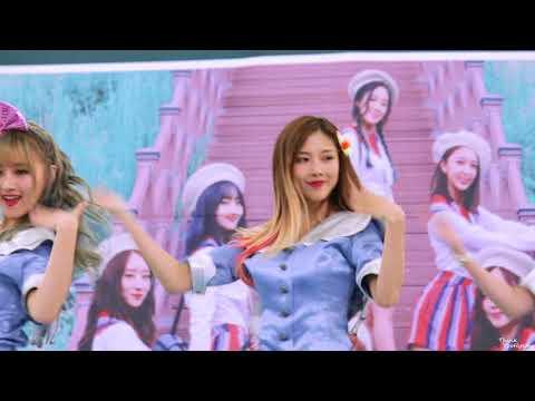 170806 영등포 팬싸인회 - 드림캐쳐(DreamCatcher) - 날아올라(Fly High) - 유현(YooHyeon)