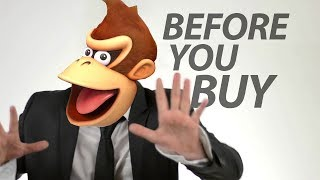 Donkey Kong Country: Tropical Freeze - Before You Buy