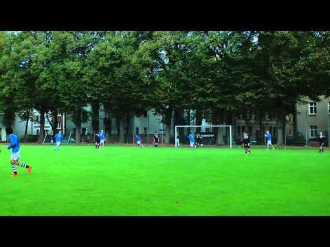 SC Teutonia 10 - FC Teutonia 05 (U19 A-Jugend, Landesliga) - Spielbericht | ELBKICK.TV