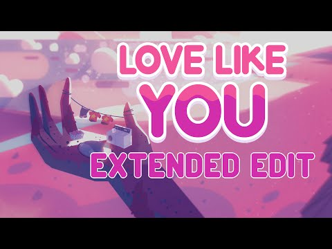 Steven Universe Ending Theme - Extended Edit (Love Like You + Instrumentals)