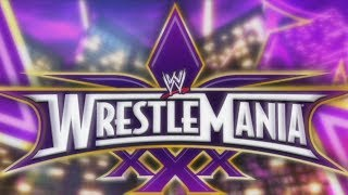 WWE WrestleMania 30 Full PPV Live Call In Show [Wrestlemania XXX] - WWE 2K14 Gameplay