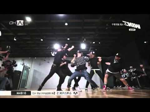 6Foot 7Foot,WIN[Who is Next] Team B dance mirror