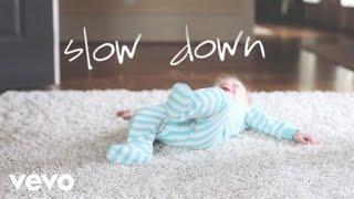 Nichole Nordeman - Slow Down (Lyric Video)