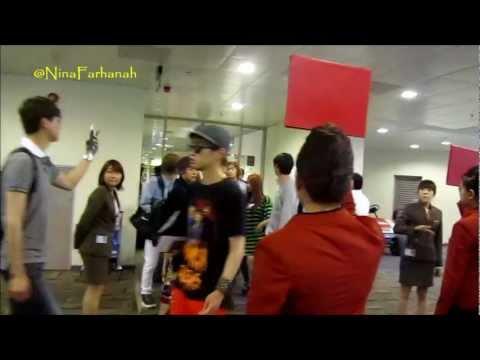 [120615 ARRIVAL] Taemin SHINEE so nice